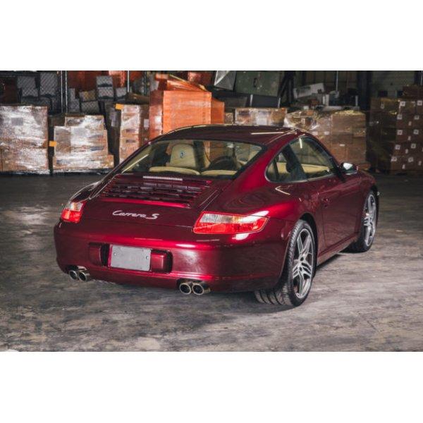 Porsche 911 Carrera S Coupe 6-Speed