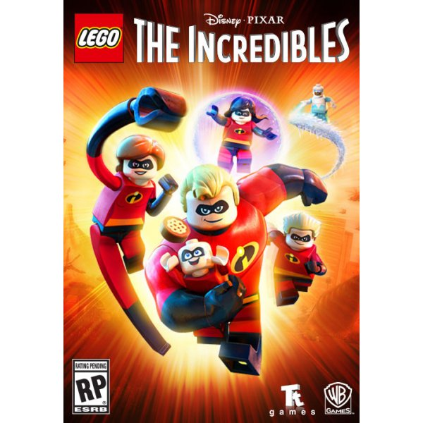 Disney Pixar Lego The Incredibles (PS4) BRAND NEW
