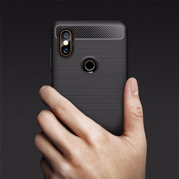 Bakeey Simple Drop-resistance Soft TPU&Silicone Back Protective Case For Xiaomi Mi MIX 2S