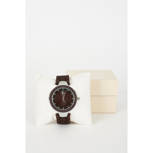 Brown 416 With Silicone Strap -- 100% mix fibres --- select 'color' and 'size' in order remarks