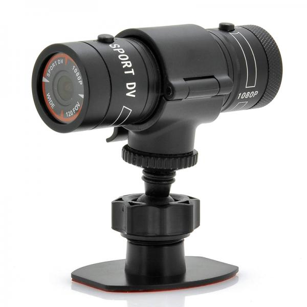 Full HD Sports Camera - 1/4 inch 3 MP CMOS Sensor, 1080p, 30FPS, IP55 Weather Proof Rating