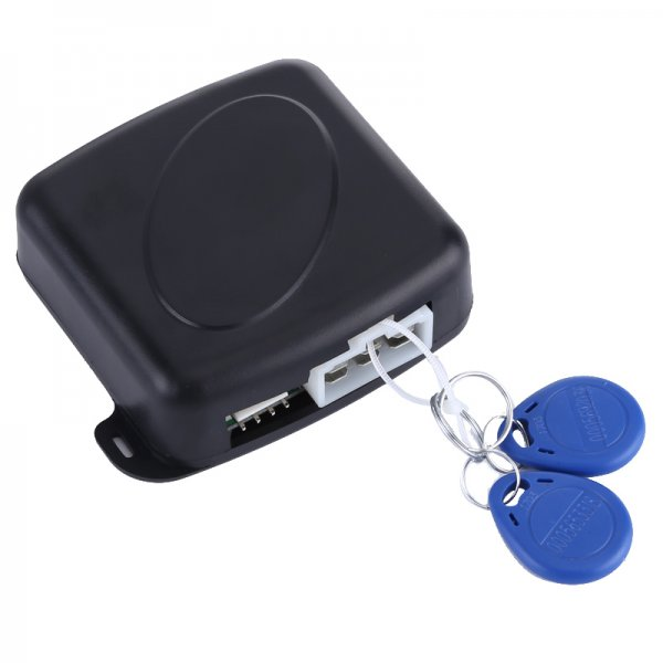 Engine Immobilizer For Car - Automatic Lock Feature, RFID Engine Lock, Push Button Engine Start, Alarm Mode