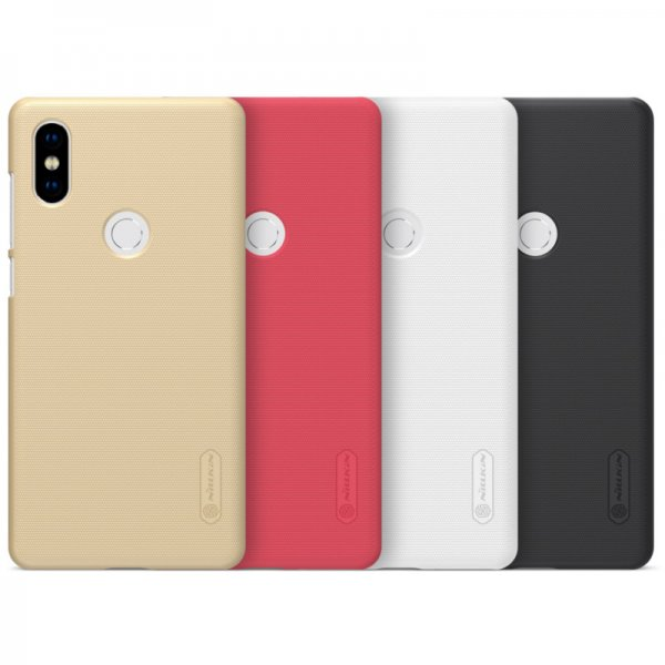 NILLKIN Frosted Shield PC Hard Back Protective Case For Xiaomi MIX 2S / Xiaomi Mi MIX 2S