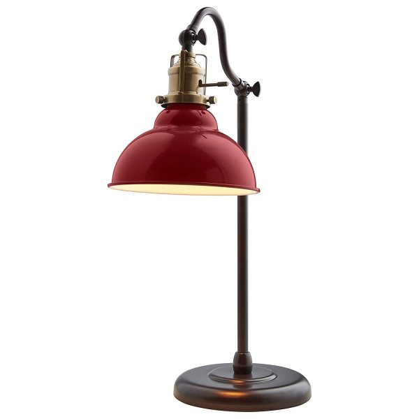 Stone & Beam Walters Vintage Task Lamp With Bulb