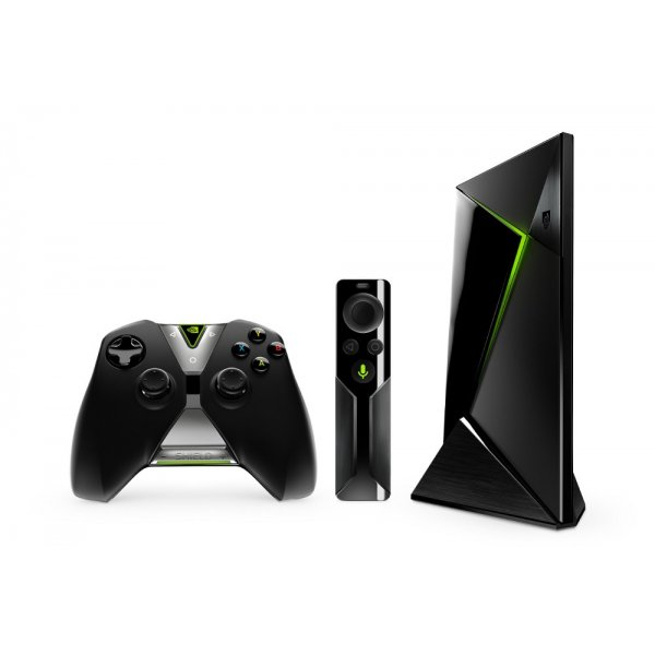 Nvidia Shield TV Pro - Android TV Gaming + Controller