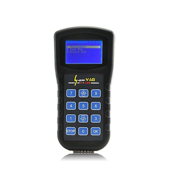 Super VAG Diagnostics Code Scanner + Programming (K + CAN)