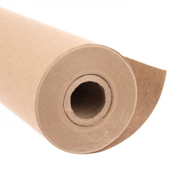 """#1 Eco Kraft Wrapping Paper Roll, Large 30"""" x 1200"""""""