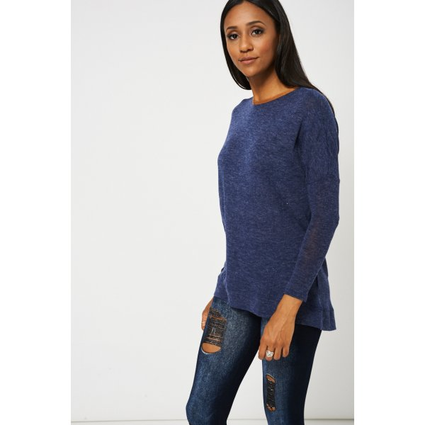 Blue 9006 Ex-Branded Available In Plus Sizes -- 74% Polyester 22% Viscose 4% Elastane --- select 'color' and 'size' in order remarks