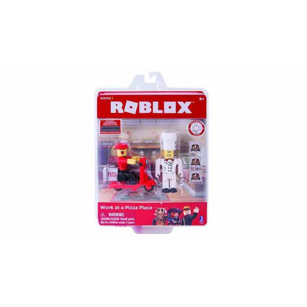 Roblox Series 1 Work at a Pizza Action Figure