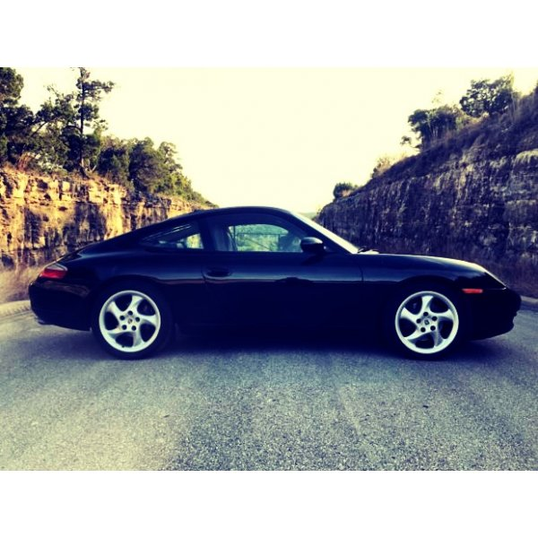 1999 Porsche 911 Carrera 6-Speed