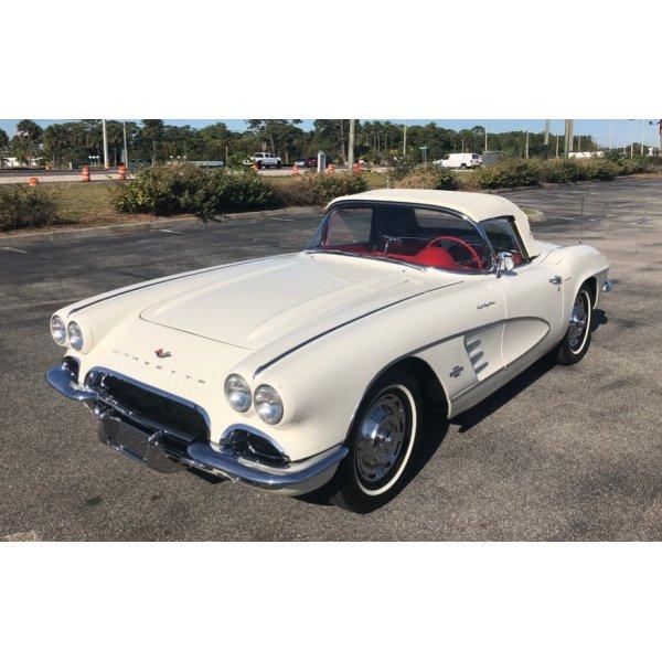 1960 Chevrolet Corvette 5-Speed