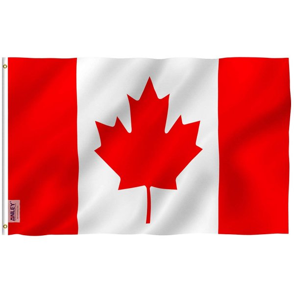 Canada flag - ships only to Canada