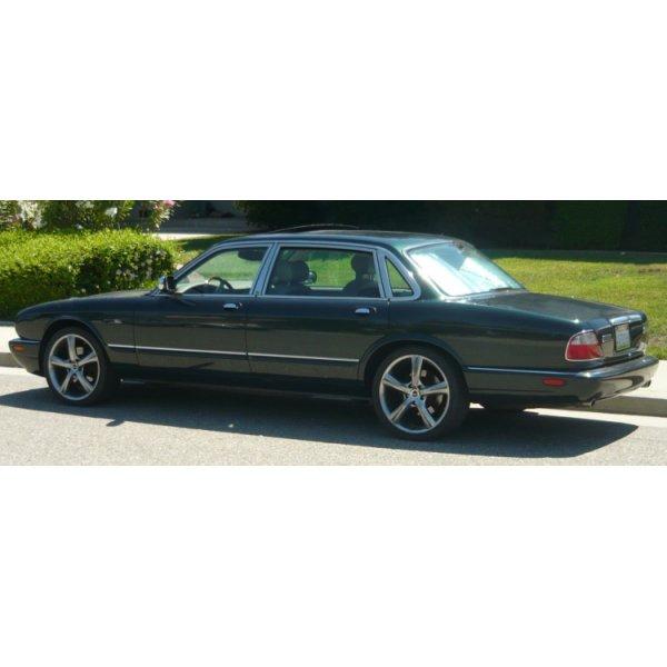Test - 1998 Jaguar XJ8