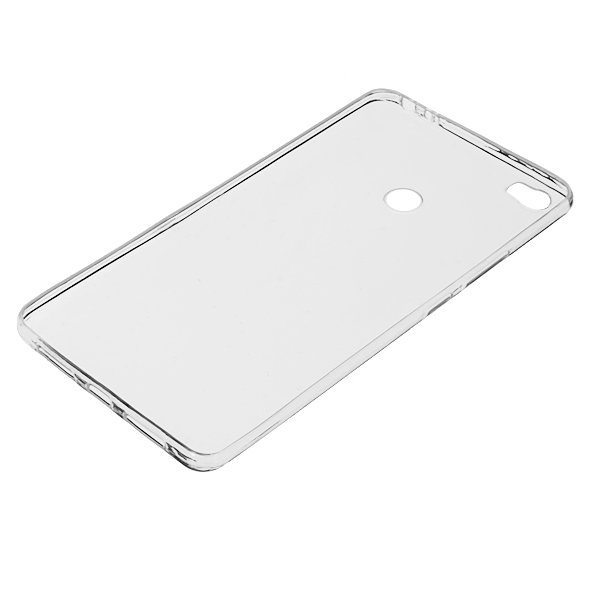 Ultra Thin Transparent TPU Soft Back Case For Xiaomi Mi Max
