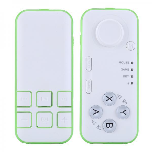 MOCUTE Universal Bluetooth Remote Control - Bluetooth 3.0, Gamepad, Selfie Shutter, Music Control, Wireless Mouse