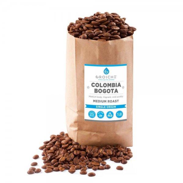 Colombia Bogota Swiss Water Decaf Espresso Roast